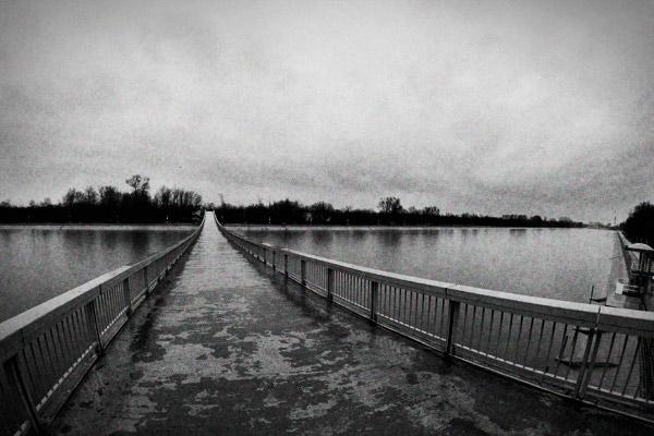 Моста на гребната база