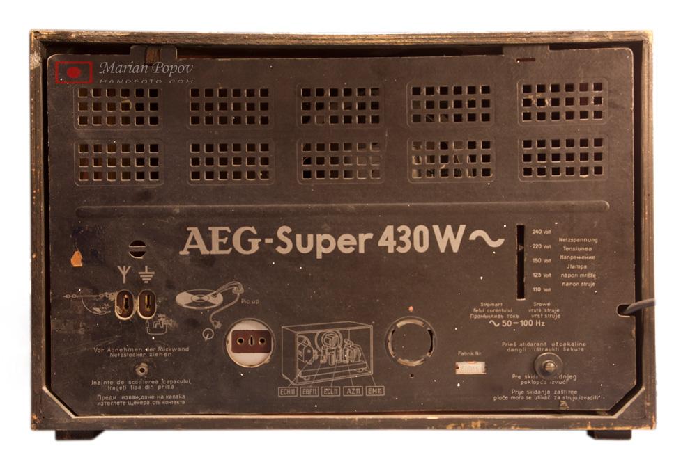 AEG 430 W