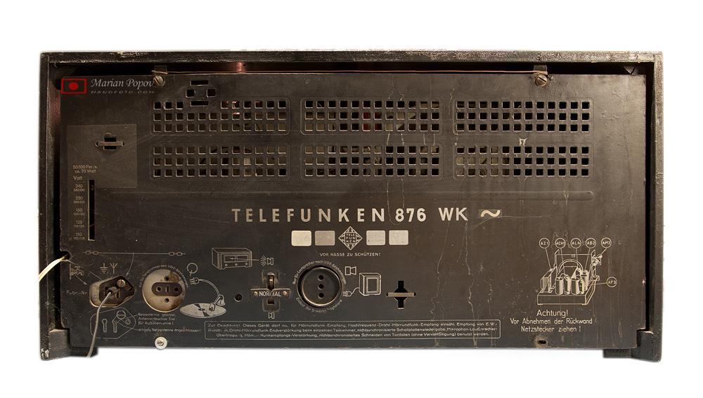 Telefunken 876 WK